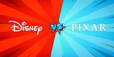 In Venue: DISNEY vs PIXAR Trivia [ROBINA]