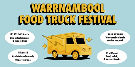 Warrnambool Food Truck Festival! tickets