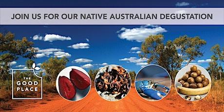 Native Australian Degustation Evening -  Kawana tickets