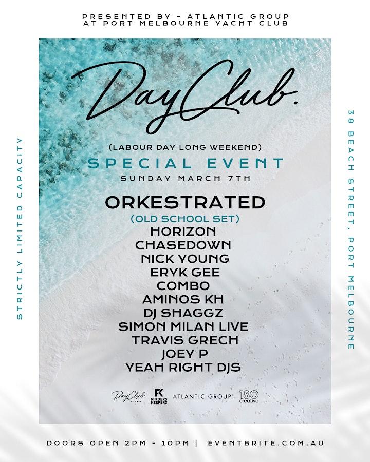 DayClub - Port Melbourne Yacht Club image