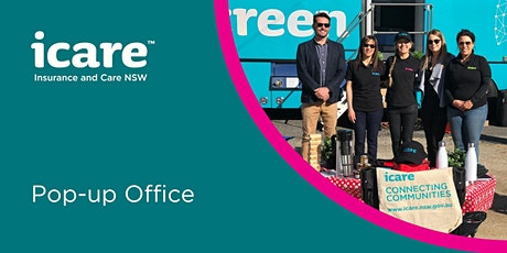 2 March 2021 - icare Pop Up Office - Coffs Harbour tickets