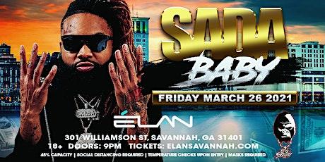 Sada Baby Live (Fri. Mar. 26th) tickets