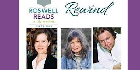 Ann Patchett Writing Workshop and Roswell Reads Rewind biglietti