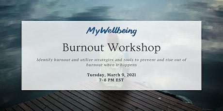Burnout Workshop tickets