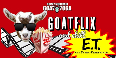 GOATFLIX & CHILL (DRIVE IN) tickets