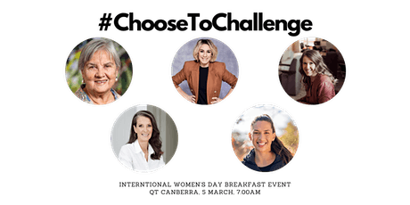 IWD2021 Panel Discussion #ChooseToChallenge tickets