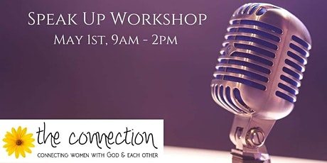 Speak Up Workshop tickets