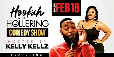 Kelly Kellz Presents Free Comedy Night tickets