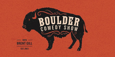 Boulder Comedy Show 5pm (Early Show) tickets