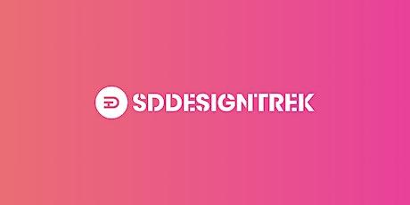 SD Design Trek 2021 biglietti