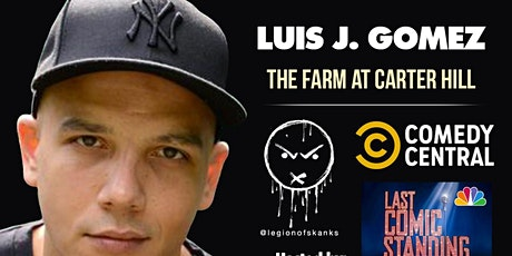 Comedy Night with Luis J. Gomez tickets
