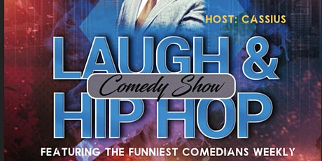 LAUGH & HIP HOP COMEDY SHOW at The Spicehouse * free tickets