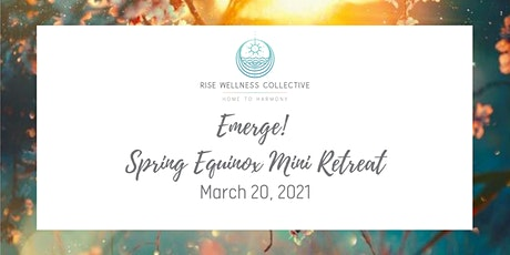 Emerge! Spring Equinox Retreat tickets