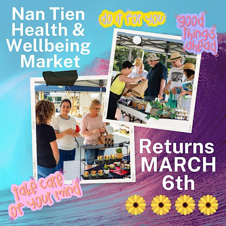Nan Tien Health & Wellbeing Market image