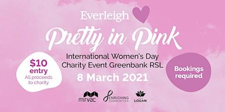 Pretty in Pink Charity Night - International Women's Day 2021 tickets