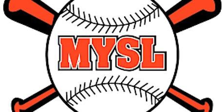 MYSL Paint Night Fundraiser tickets