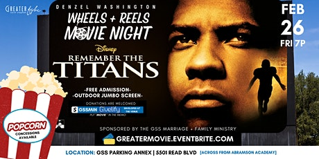 Wheels + Reels, Family Movie Night tickets