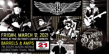Live at The Amp: South 35 Band tickets