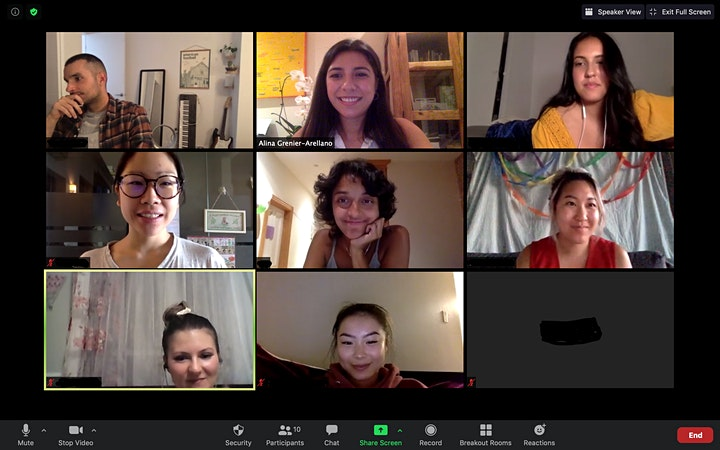 Conversations for Connection: Alegoria Community Sessions image