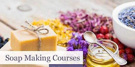 Handmade Soap Making Workshop  UK only tickets