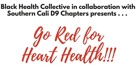Go Red for Heart Health! tickets