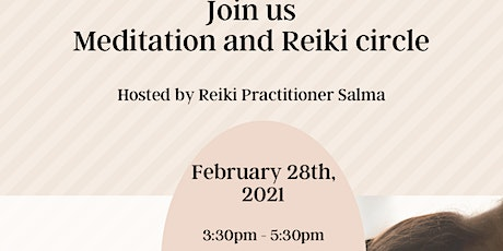 Aura Cleansing ( Reiki Circle and Meditation) tickets