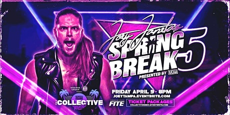 GCW Presents Joey Janela's Spring Break 5 tickets
