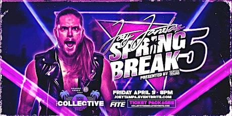 GCW Presents Joey Janela's Spring Break 5 tickets