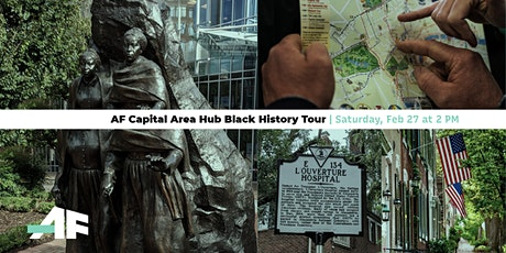 AF-Capital Area Hub: Black History Tour of Old Town and Happy Hour tickets