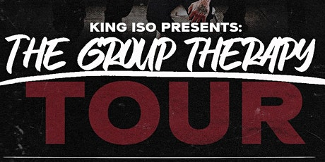 King Iso Presents: The Group Therapy Tour (Sioux Falls, SD) tickets