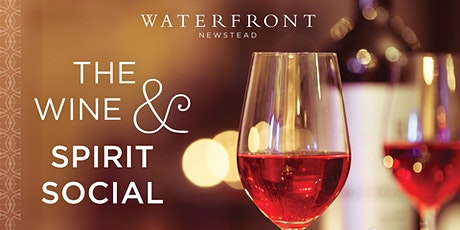 The Wine & Spirit Social tickets