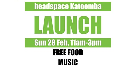 Katoomba headspace Launch  tickets