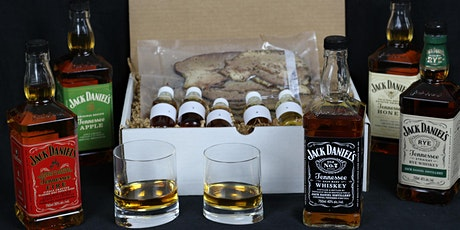 Jack x Camp - Tennessee Whiskey and BBQ Virtual Whiskey Tasting tickets
