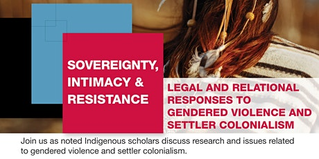 Sovereignty, Intimacy, and Resistance tickets