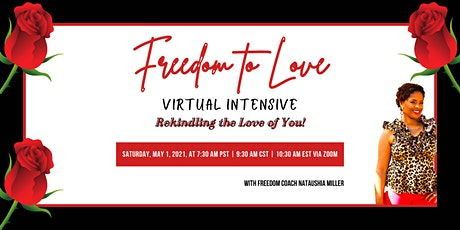 Freedom to Love Virtual Intensive tickets