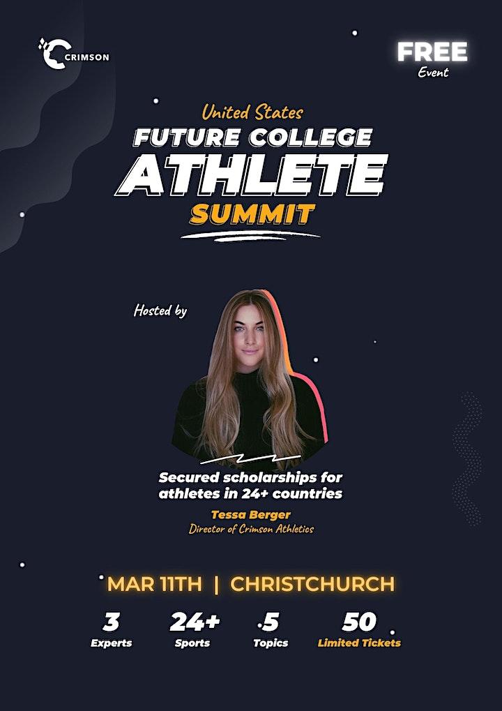 Future College Athlete Summit - CHC image