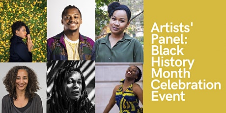 Artists' Panel: A Black History Month Celebration Event tickets