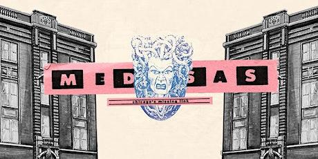 Medusa's Tribute Night tickets