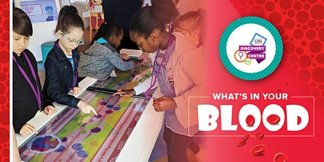 What's in your Blood? - Telethon Kids April School Holiday Workshops tickets