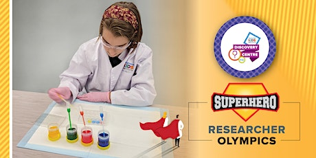 Researcher Olympics - Telethon Kids April School Holiday Workshops tickets