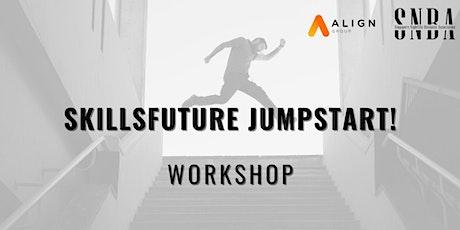 Skillsfuture Jumpstart! Workshop tickets