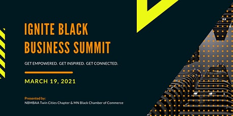 Ignite Black Business Summit tickets