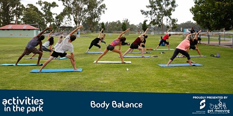 Body Balance tickets