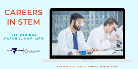 Careers in STEM Webinar tickets
