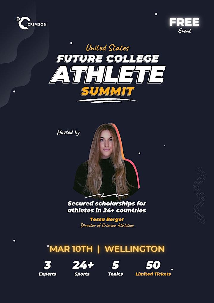 Future College Athlete Summit - WLG image