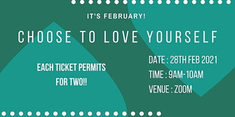 Choose to Love Yourself! tickets