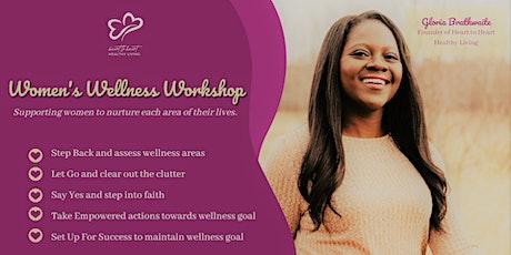 Heart to Heart Women's Wellness Workshop (Fort Saskatchewan) tickets