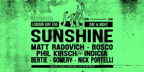Labour Day Eve Day Party tickets