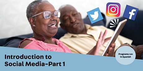 Introduction to Social Media-Part 1 (Spanish) tickets
