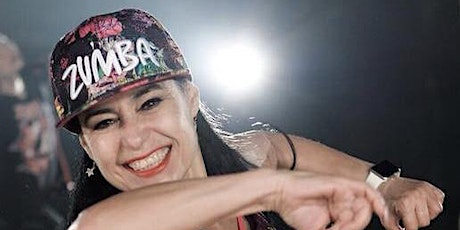 Zumba online with Anaí tickets